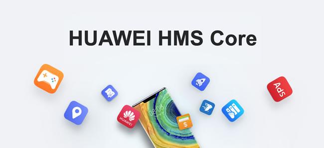 Huawei Mobile Service - HMSCoreTest