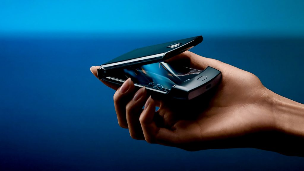 Motorola Razr - การจอง