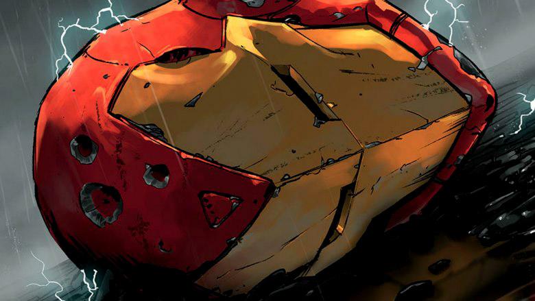 Iron Man Dead