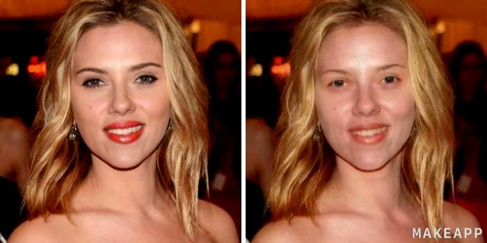 MakeApp - Scarlett Johansson