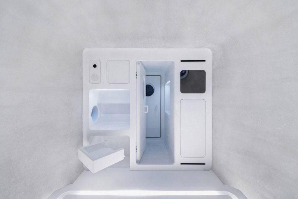 Xiaomi ต้นแบบบ้านบนดาวอังคาร