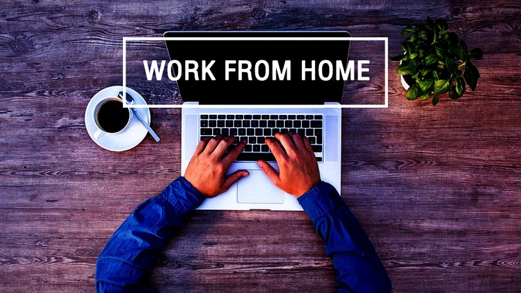 บริษัทไอทีรายใหญ่ ให้พนักงานทำงานที่บ้านทั้งปี 2020