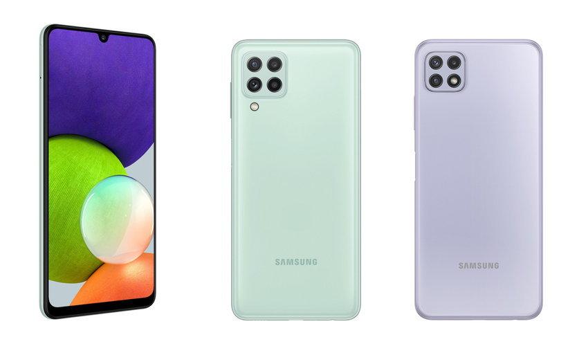 สเปก Samsung Galaxy A22 4G
