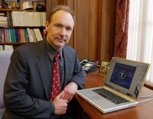 Sir Tim Berners-Lee NFT